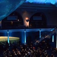 Pharrell Rocks at GSTAR Raw For the Oceans NYFW