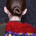 prada backstage beauty fall 2014 FashionDailyMag