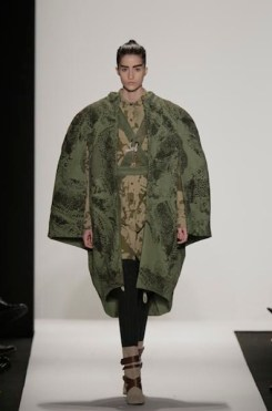 Academy Of Art University Fall 2014 Collections - Runway 15