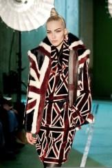 SASHA LUSS GAULTIER fall 2014 FashionDailyMag sel 1