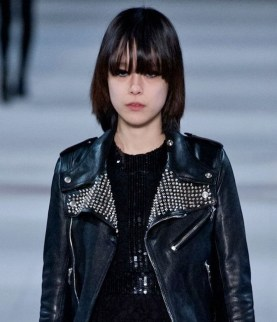 Saint Laurent fall 2014 FashionDailyMag sel 39