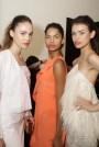backstage beauty orange lips Christian Siriano FashionDailyMag 6