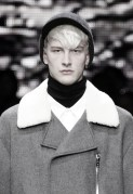 benjamin jarvis moncler gamme rouge fall 2014 fashiondailymag