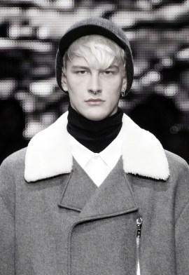 benjamin jarvis moncler gamme rouge fall 2014 fashiondailymag