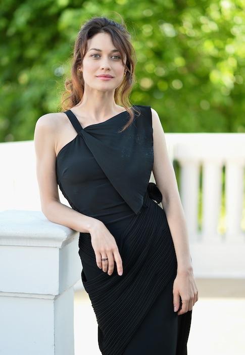 OLGA KURYLENKO cannes film festival