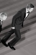 "Robert Pattinson attends ""The Rover"" première cannes film festival fashiondailymag"