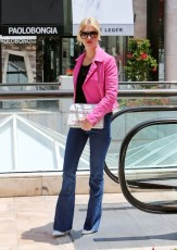 january jones bulgari street style FashionDailyMag sel 1