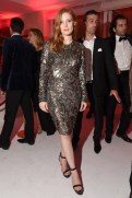 Jessica Chastain attends the Moncler, The After Party To Benefit amfAR