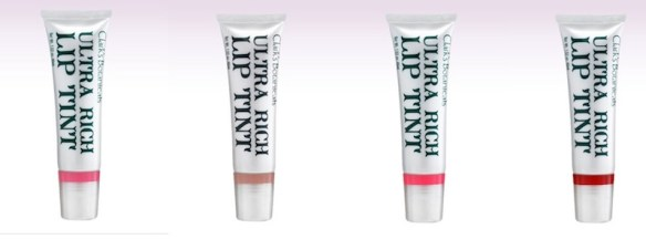 CLARKS ultra rich lip tints summer lips FashionDailyMag