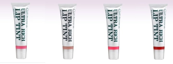 CLARKS ultra rich lip tints summer lips FashionDailyMag