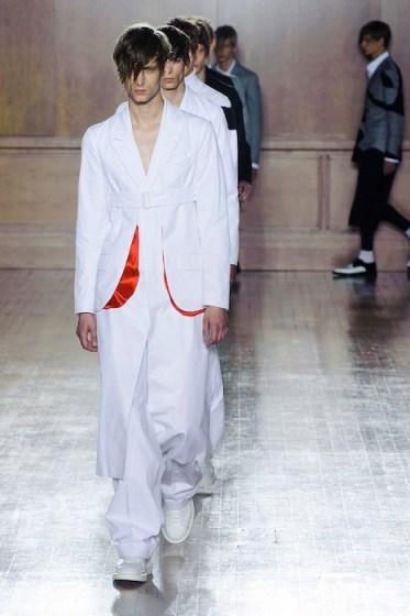 Alexander McQueen menswear spring 2015 FashionDailyMag