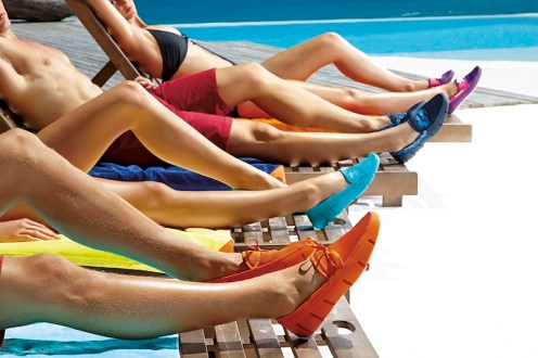 SWIMS summer 2014 shoes FashionDailyMag sel 1 multicolor