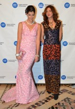 brigitte segura and catherine petree at fitgala2014 FashionDailyMag