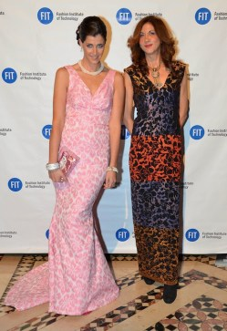 brigitte segura and catherine petree at fitgala2014 FashionDailyMag