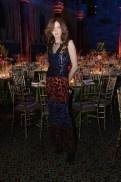 brigitte segura in nicole miller fitgala2014 FashionDailyMag