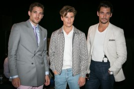 david gandy TIGER OF SWEDEN menswear spring 2015 FashionDailyMAG