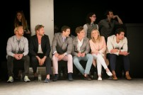 front row TIGER OF SWEDEN menswear spring 2015 FashionDailyMAG
