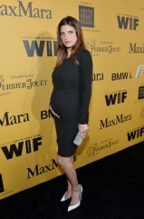 Lake Bell attends Women In Film 2014 Crystal + Lucy Awards FashionDailyMag