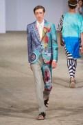 walter Van Beirendonck spring 2015 menswear FashionDailyMag