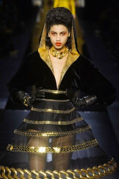 JEAN PAUL GAULTIER haute couture Fall 2014 FashionDailyMag sel 24