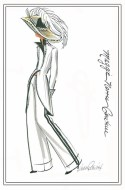 MAGGIE NORRIS couture illustration FashionDailyMag sel 2