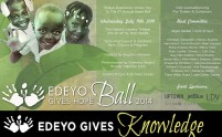 edeyo gives hope ball 2014 FashionDailyMag