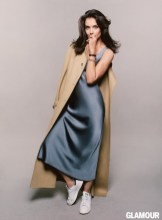 katie holmes by tom munro glamour august fdmloves 2