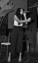 melanie fiona performing edeyo gives hope ball fashiondailymag