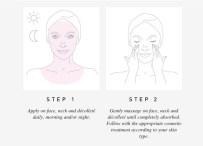 natura bisse intense shock treatment serum and cream how to