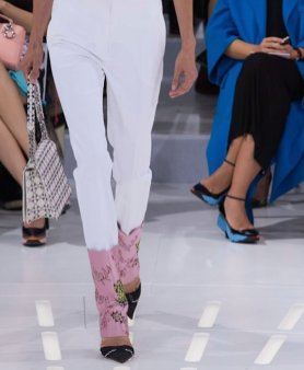 Dior SS15 PFW Fashion Daily Mag sel 1