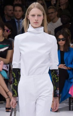 Dior SS15 PFW Fashion Daily Mag sel 3