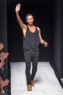 Olivier Rousteing BALMAIN spring 2015 highlights PFW