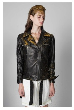 ROOMEUR spring 2015 FashionDailyMag sel gold