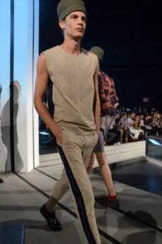 baptiste radufe Robert Geller Spring 2015 Fashion daily Mag Part 3 sel 27