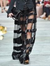 kasia struss Roberto Cavalli SS 2015 Fashion Show (12)