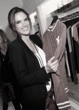 Alessandra Ambrosio attends the Wildfox FashionDailyMag