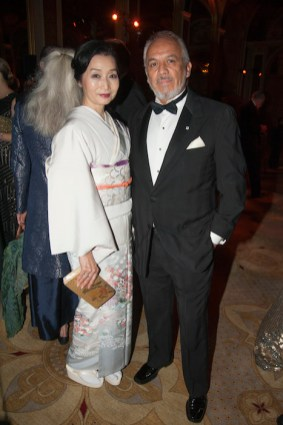 Magumi Matsumoto, Roberto Camacho CASITA MARIA Fiesta 2014 fashiondailymag
