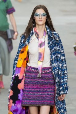 Chanel SS15 PFW Fashion Daily Mag sel 16 copy