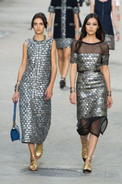 Chanel SS15 PFW Fashion Daily Mag sel 20 copy