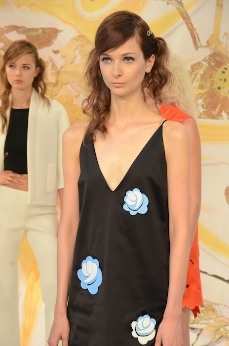 Cynthia Rowley Spring 2015 Fashion daily mag sel 5