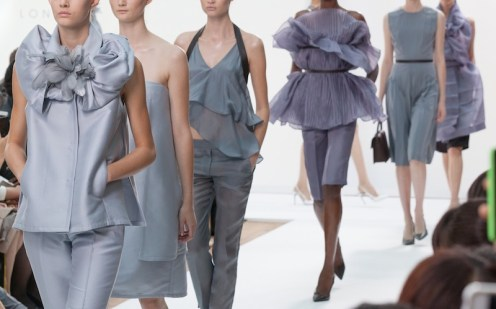 DAKS SS15 (Kensington Leverne, British Fashion Council) 2 fashiondailymag