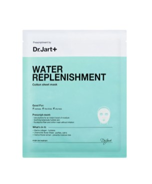 Dr. Jart+ Water Replenishment Mask Single Sheet