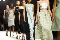 Holly Fulton SS15 (Daniel Sims, British Fashion Council) 4 fashiodnailymag