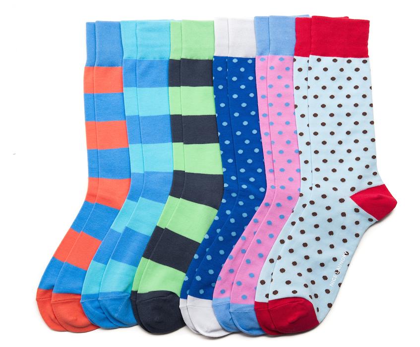NICE LAUNDRY socks FashionDailyMag sel 2