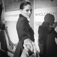 HoldMyHandForever with diamonds