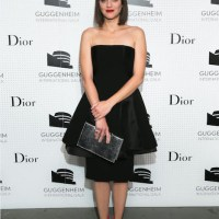 Dior at Guggenheim International Gala