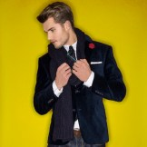 Dominik Persy for Fleur'd Pins Holiday 2014 FashionDailyMag sel 31