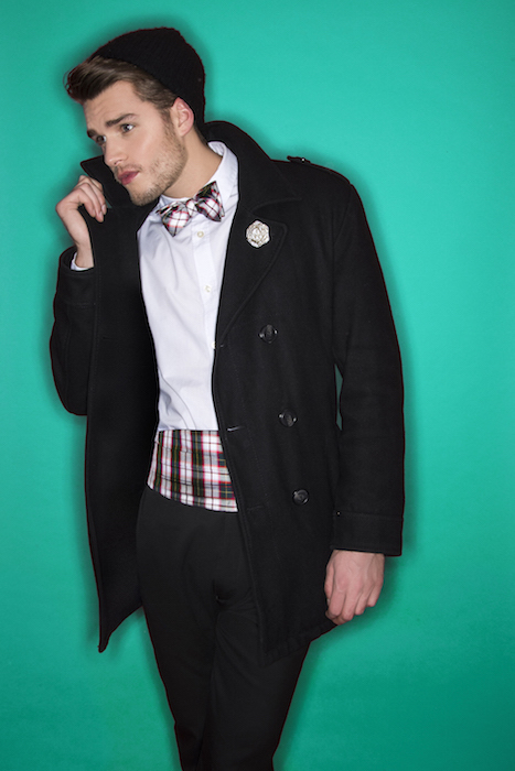 Dominik Persy for Fleur'd Pins Holiday 2014 FashionDailyMag sel 37