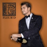 Dominik Persy for Fleur'd Pins Holiday 2014 FashionDailyMag new year