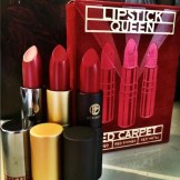 Lipstick Queen red carpet FashionDailyMag Gift Guide 2014